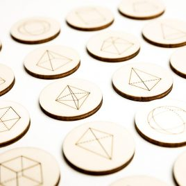 Memo game – Figuri geometrice 3D