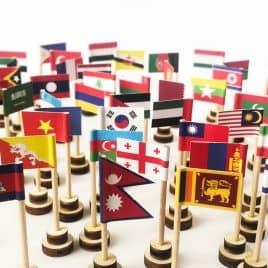 Steaguri Asia